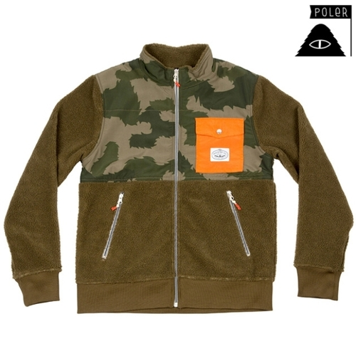 폴러 스터프 Poler Stuff  Jacket Half Fleece - 자켓