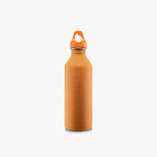MIZU M8 (Soft Touch ORANGE) - 800ml