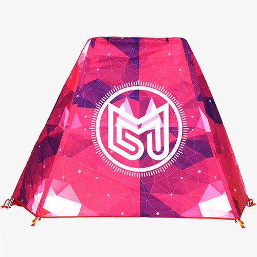 캠퍼몬스터 Campermonster 돔 텐트 - 핑크  Monster Party Tent - Pink