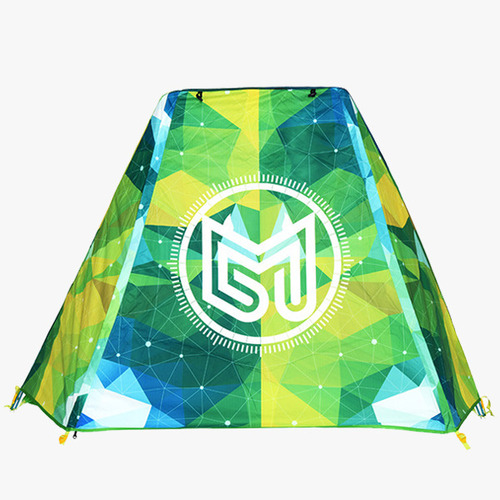 캠퍼몬스터 Campermonster 돔 텐트 - 그린  Monster Party Tent - Green