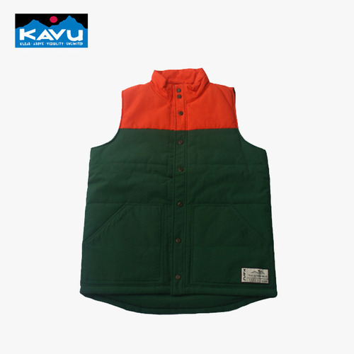 카부 KAVU 스위치백 Swichback - Hunter Green
