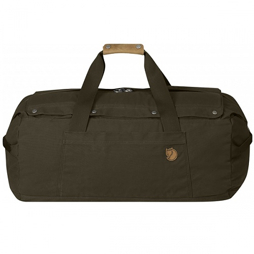 피엘라벤 Fjallraven 더플 No.6 미디엄 Duffel No.6 Medium (24241) - DARK OLIVE