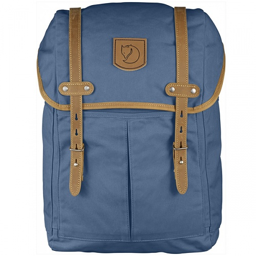 피엘라벤 Fjallraven 럭색 NO.21 미듐 Rucksack No.21 Medium (24205) - Blue Ridge