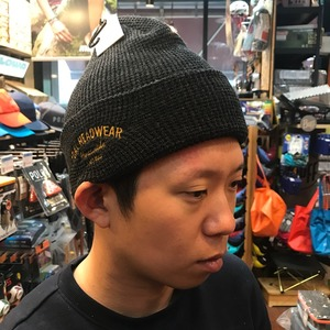 콜 COAL 17FW The Yesler Beanie Heather Black