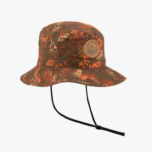 콜 COAL The Spackler  Rust Camo Hat 아웃도어모자
