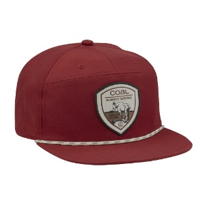 콜 Coal 20SS Crag Dark Red