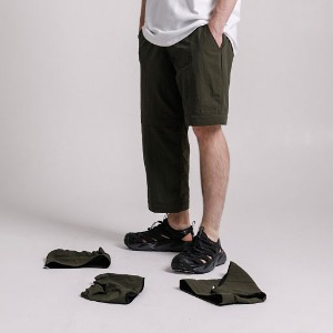 테이크냅 TAKENAP / ANT 3WAY PANTS _ KHAKI