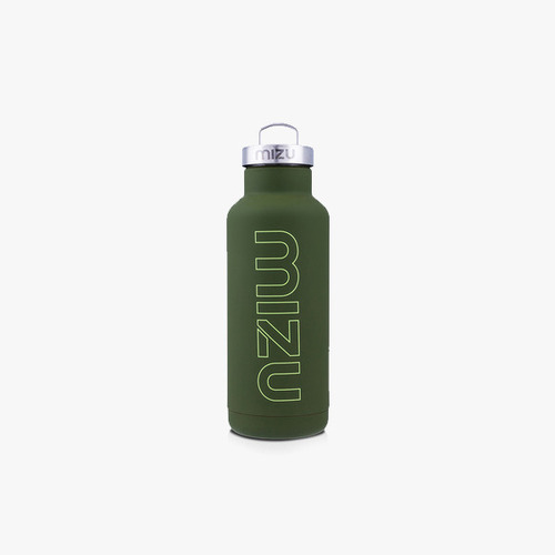 MIZU V6 Soft Touch ARMY GREEN - 600ml(보온/보냉)