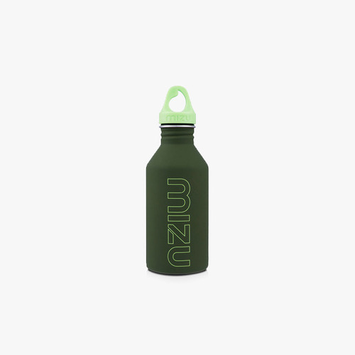 MIZU M6 Soft Touch ARMY GREEN - 600ml