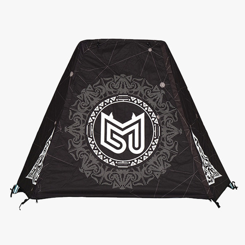 캠퍼몬스터 Campermonster 돔 텐트 - 블랙  Edition Monster Party Tent - Black