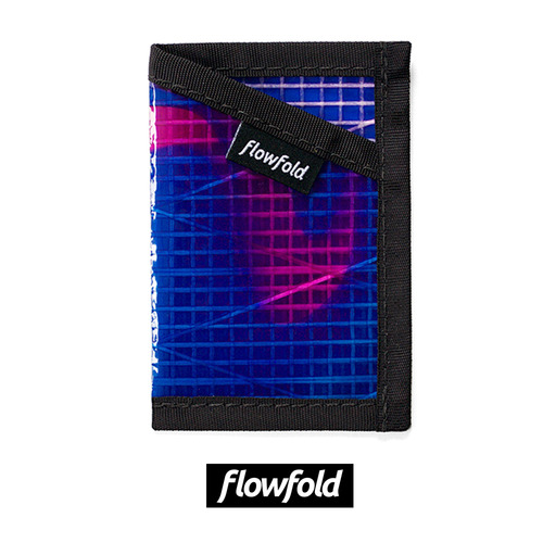 플로우폴드 FLOWFOLD MINIMALIST CARD HOLDER ULTRAVIOLET
