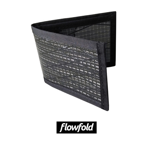 플로우폴드 FLOWFOLD VANGUARD WALLET BLACK PEARL